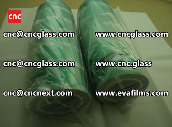 PET GREEN TAPE FOR GLASS LAMINATION SYSTEMS (10)
