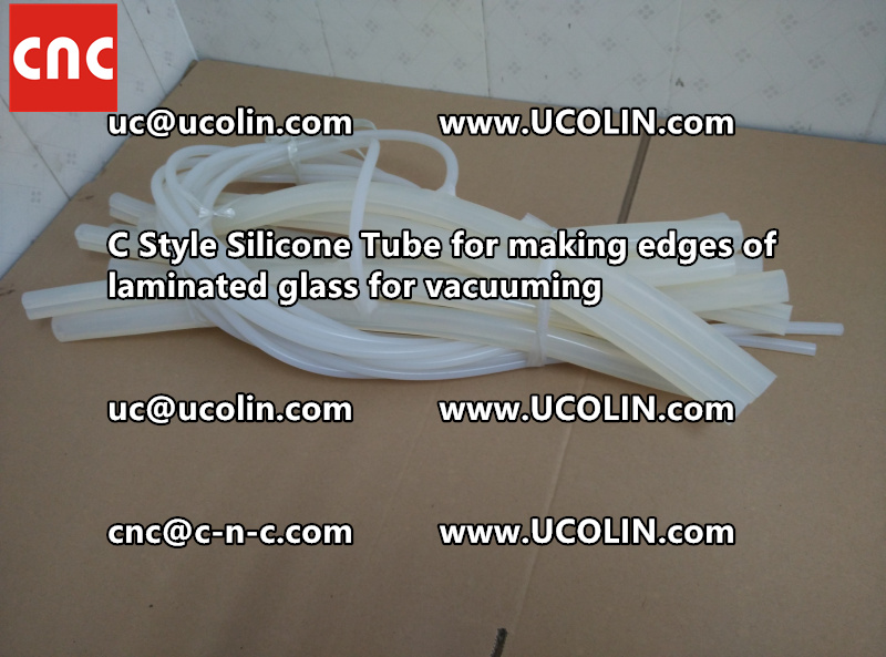 TEMPER BEND LAMINATED GLASS SAFETY GLAZING vacuuming silicone tube (104)