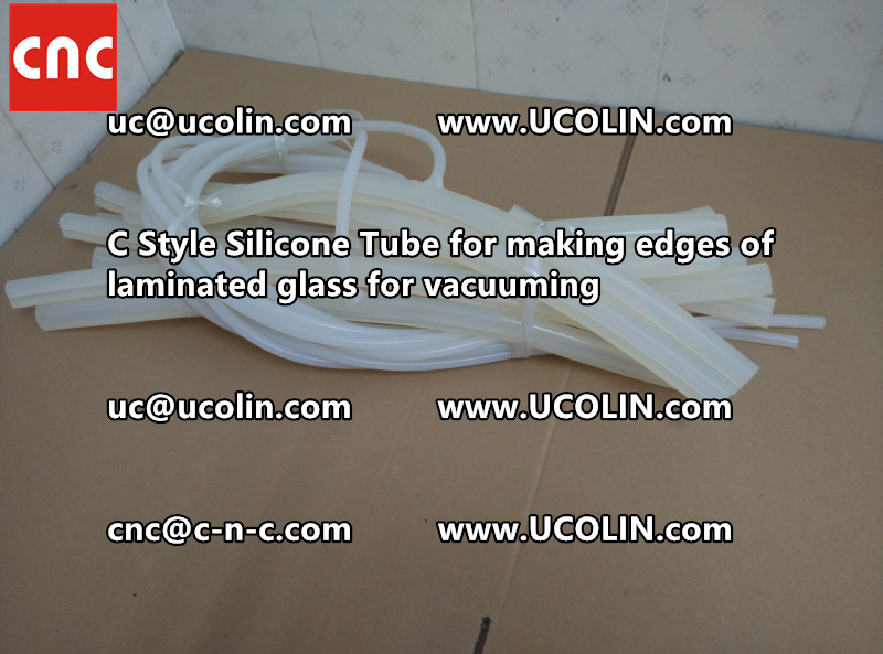 TEMPER BEND LAMINATED GLASS SAFETY GLAZING vacuuming silicone tube (108)