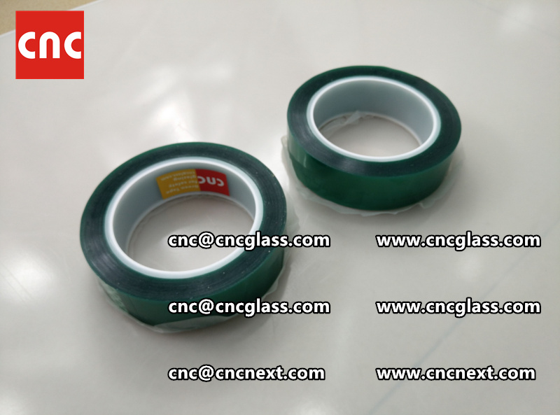 Polyester with Silicone Adhesive Tape Polyester Film PET Tape (6)